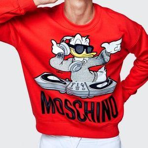 Moschino Sweaters - H&M x Moschino Sweatshirt